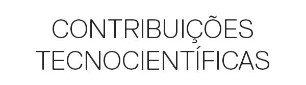 Contribuições Tecnocientíficas