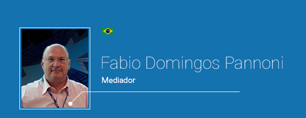Palestrante brasileiro: Fabio Domingos Pannoni