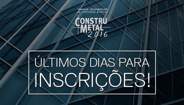 O Maior Evento da Construção Metálica da América Latina -