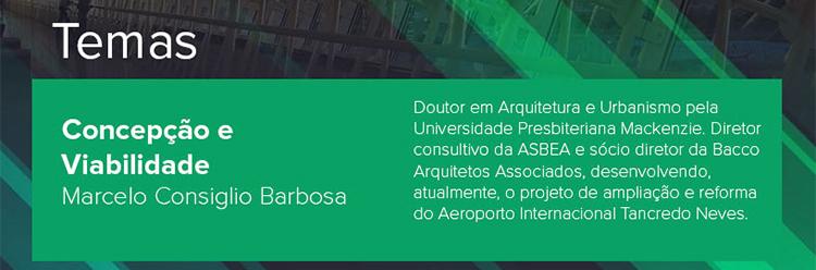 Tema: Concepção e Viabilidade, por Marcelo Consiglio Barbosa