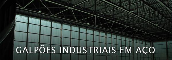 Galpões Industriais em Aço
