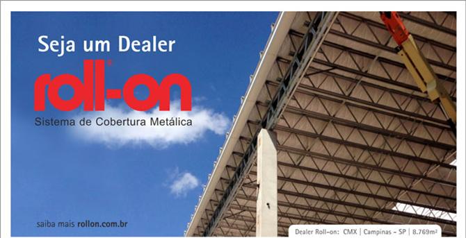 Seja um Dealer Roll-on
