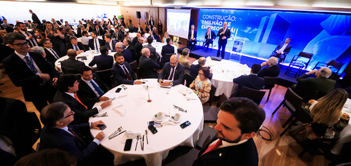 ABCEM participa com a CBIC de encontro em Brasília para geração de emprego e retomada do crescimento